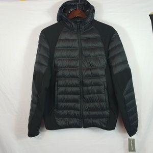 Michael Kors Black Down Packable Jacket
